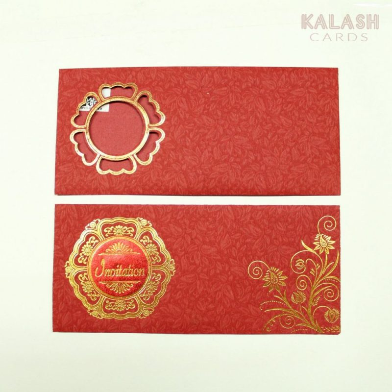 KL010055 WEDDING INVITATION CARD 1
