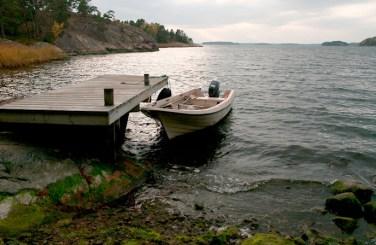 Björköstä voit vuokrata myös veneitä