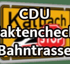 Keine Unterstützung von Kalbacher Interessen durch SPD, BfK und Bürgermeister Hölzer – Ein Kommentar und viele Fragen