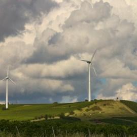"""Errichtung von zwei Windenergieanlagen am """"Steiger"""" im Ortsteil Heubach"""