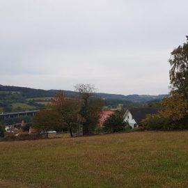 Ortsumgehung Malerwinkel Uttrichshausen – CDU besichtigt mit Bürgerinnen und Bürgern den möglichen Trassenverlauf
