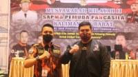 Akbar Ramadhan, Nahkodai SAPMA Pemuda Pancasila Kalimantan Barat