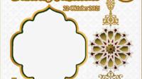 Cara Pasang twibbon Hari Santri Nasional (HSN) 22 Oktober 2021