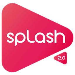 Splash е оптимизиран плейър за възпроизвеждане на видео с висока