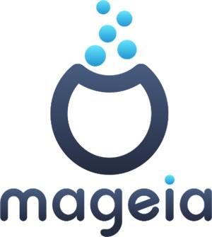 Mageia е безплатна френска Linux дистрибуция, възникнала като клон на