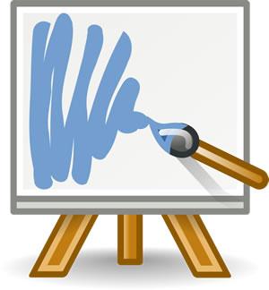MyPaint е едновременно графичен редактор и програма за рисуване. Предлага