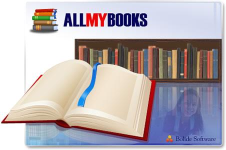 All My Books е много удобна и мощна програма за