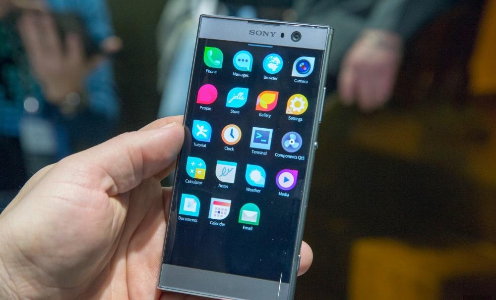 Jolla Phone — първият смартфон, който работеше с алтернативната Sailfish