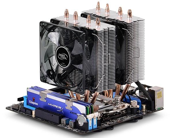 DeepCool     CPU- FrostWin LED