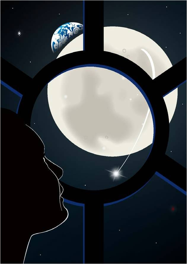 Лунната орбитална станция Deep Space Gateway (DSG) е предназначена не