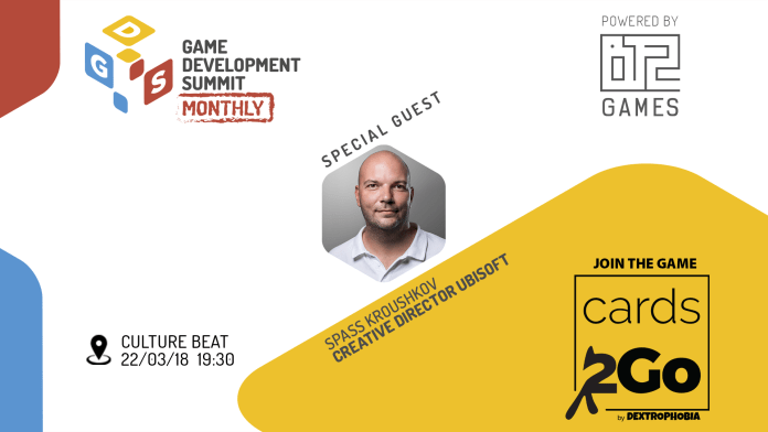 Ubisoft      Game Dev Summit Monthly