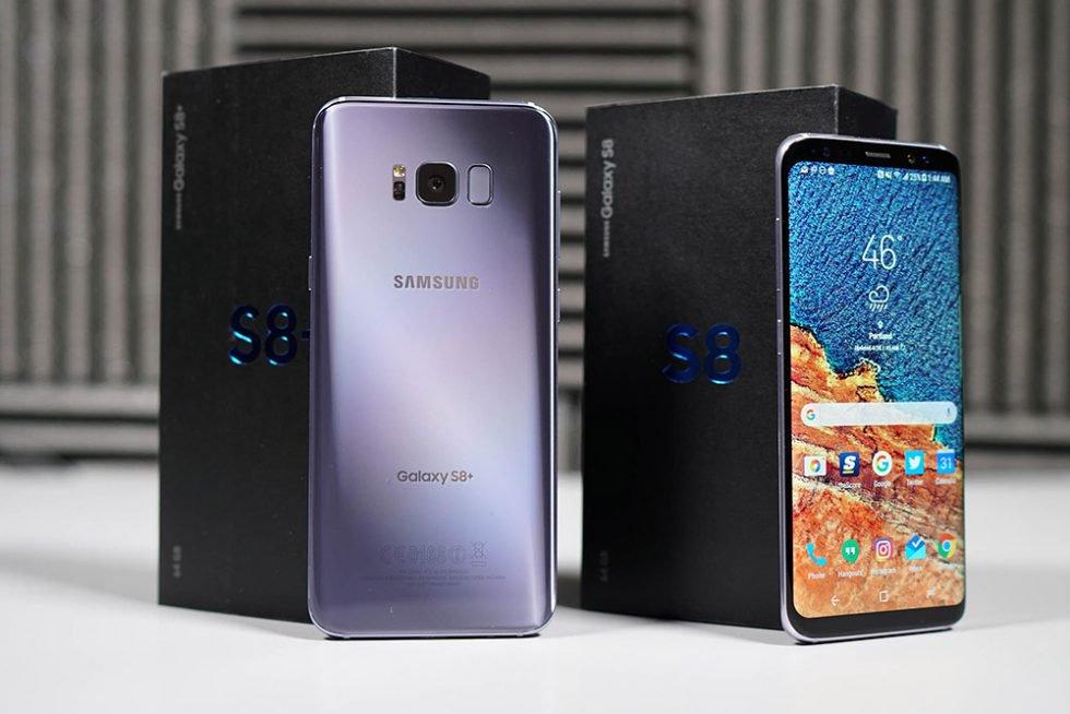 В края на февруари Samsung пусна своите флагмани Galaxy S9