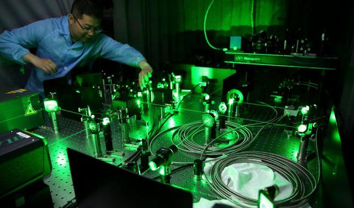 През 2016 година китайската лазерна инсталация SULF (Shanghai Superintense Ultrafast