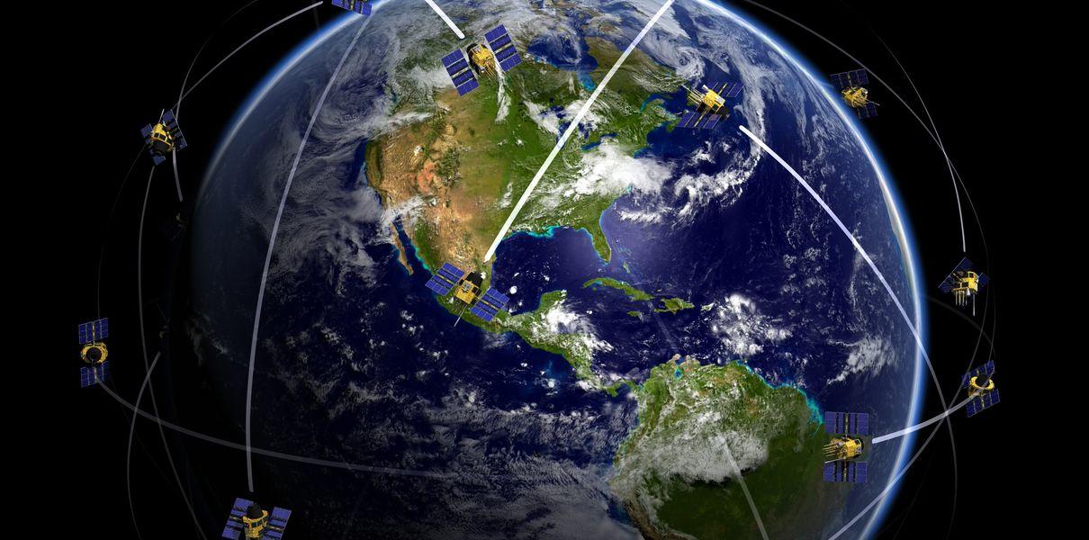 EarthNow е проект, в рамките на който се създават сателити