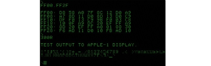 Apple:  System Monitor  Apple CP/M ( )