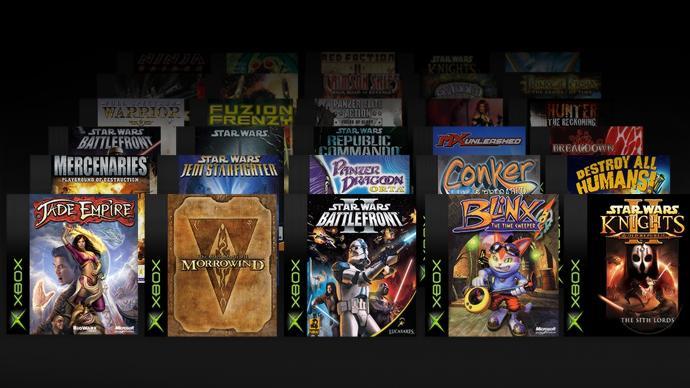 Microsoft анонсира следващата партида от игри за оригиналния Xbox, които