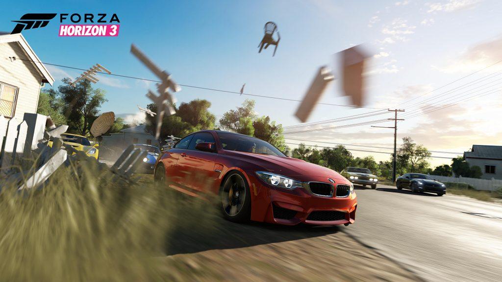 Microsoft на практика превърна Forza в ежегодна поредица, редувайки стриктната