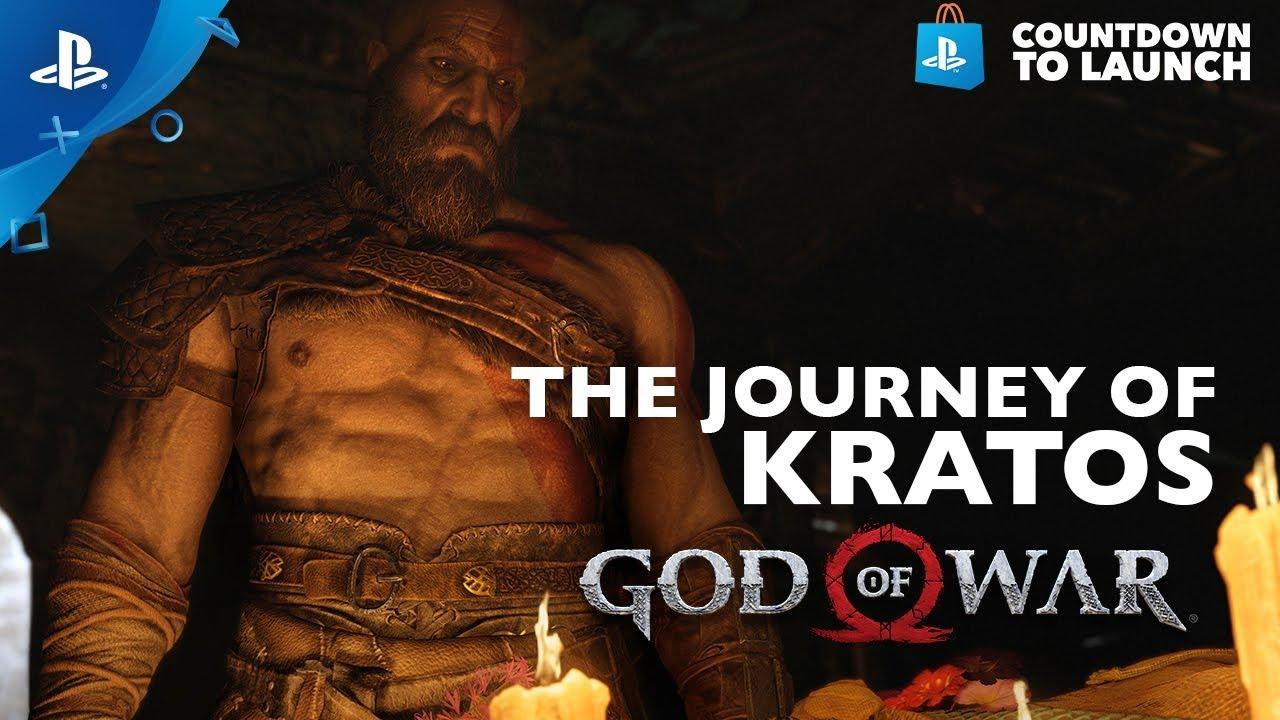 Атрей, синът на Кратос е централна концепция в новия God