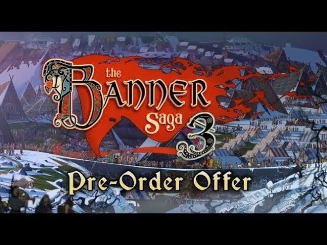 Краят на епичната викинкска сага на Stoic, The Banner Saga,