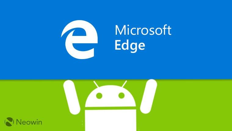 Изглежда браузърът Microsoft Edge добива все по-сериозна популярност. Според официална