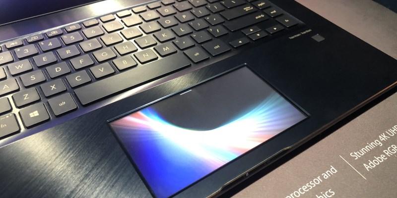 ASUS официално представи на събитието Computex 2018 лаптопите ZenBook Pro