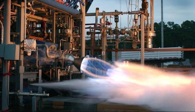 Създаването на нови двигатели за космическите ракети са една от
