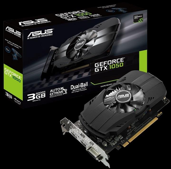 Портфолиото на графичните карти GeForce GTX от 10-та серия на