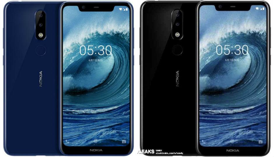 Компанията HMD Global представи днес смартфона Nokia X5 с двойна