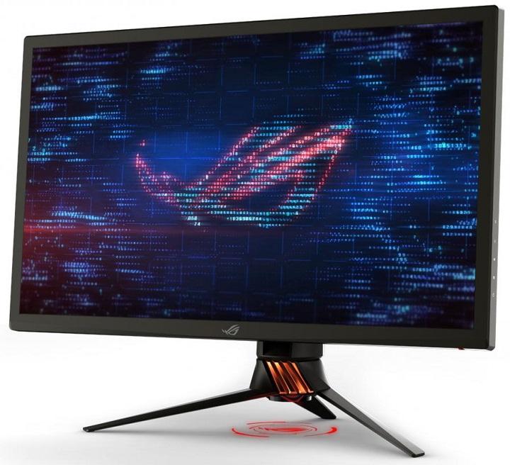 Геймърските 4К монитори Acer Predator X27 и ASUS ROG Swift
