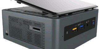 Intel NUC Bean Canyon