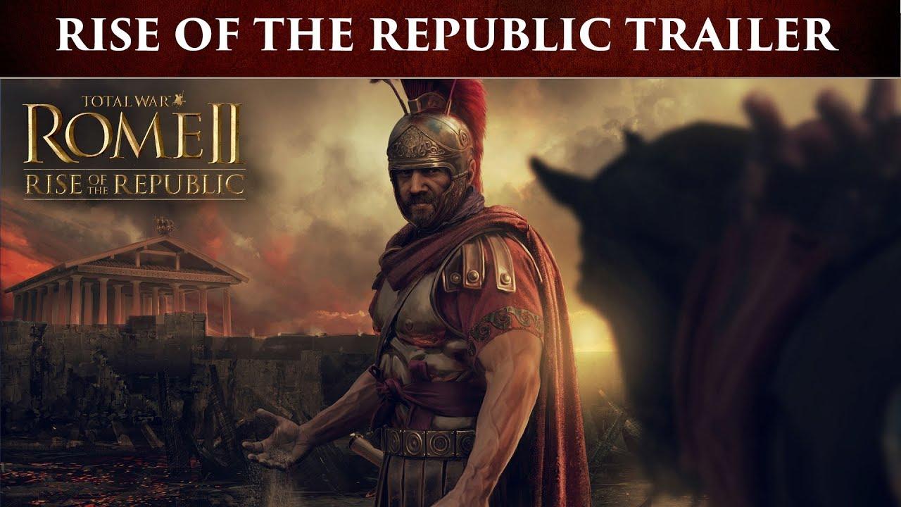 Creative Assembly анонсираха следващия експанжън за Total War: Rome II.Rise