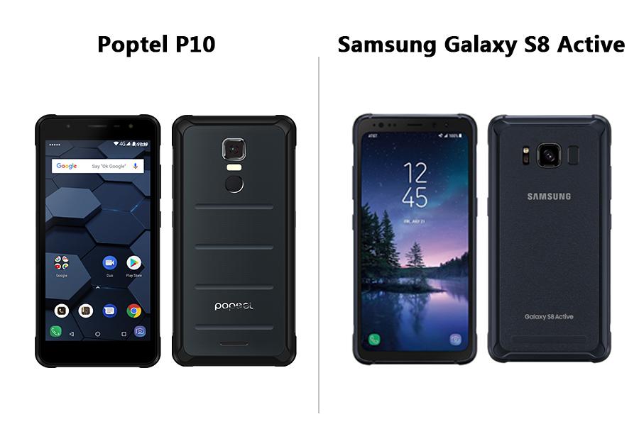 Започват продажбите на POPTEL P10 – убиецът на Samsung Galaxy S8 Active