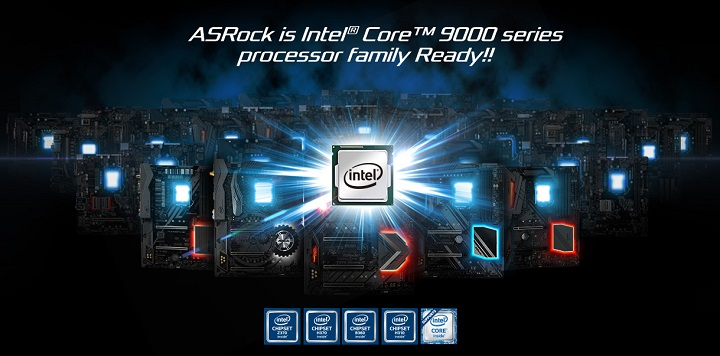 Вече е общоизвестно, че процесорите Intel Coffee Lake Refresh, които