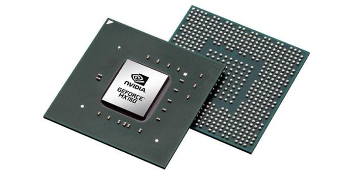 Nvidia MX150   -