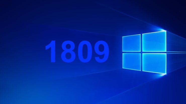 Преди няколко дни Microsoft представи компилацията 17741. тя не донесе