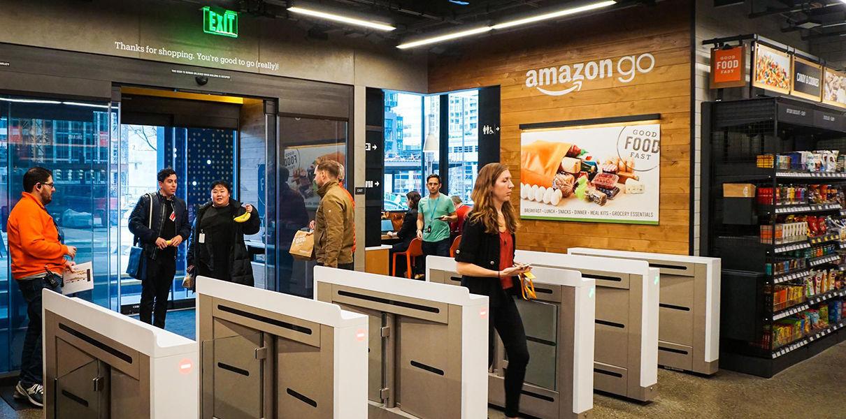 Amazon възнамерява към 2021 година да разкрие 3000 супермаркета Amazon