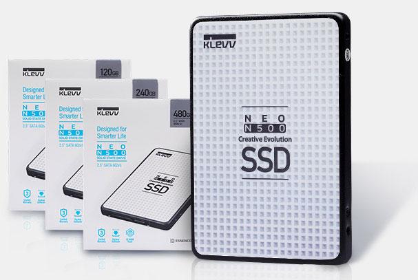 SK Hynix    KLEVV Neo N500  72- 3D NAND