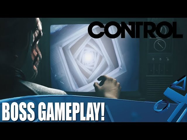 """""""Контрол"""" е ключовата дума тук.Remedy представиха продължително геймплей видео от"""