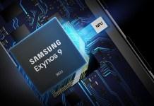 процесора Exynos 9820