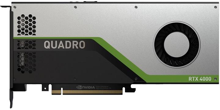 Nvidia разшири своето портфолио с професионални ускорители Quadro RTX със