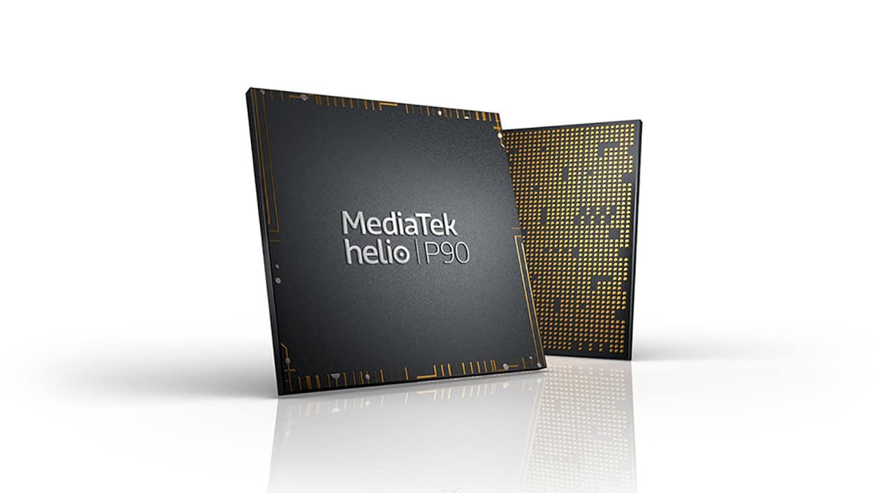 Анонс на мощната SoC MediaTek Helio P90 за смартфони от среден клас