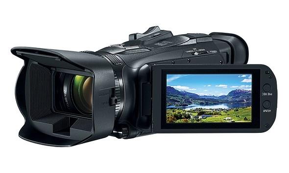 Canon представи на голямото изложение CES 2019 три нови видеокамери