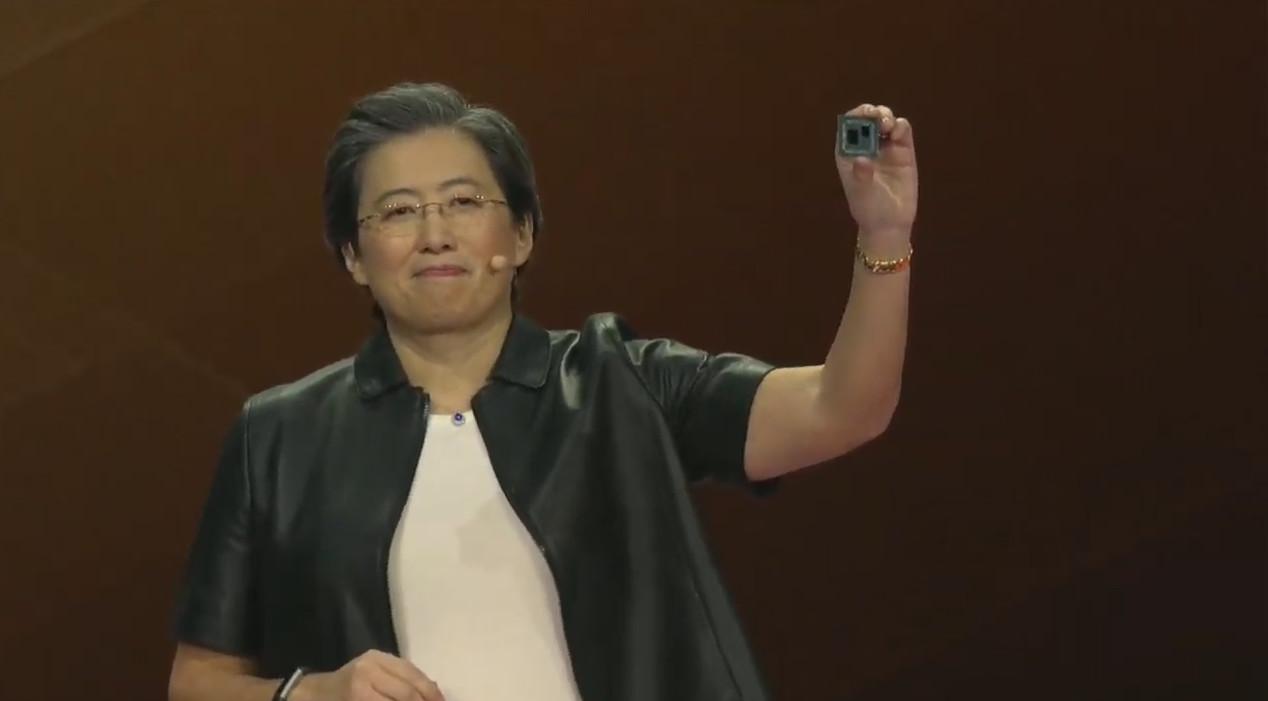 В рамките на голямото изложение CES 2019 AMD проведе собствена