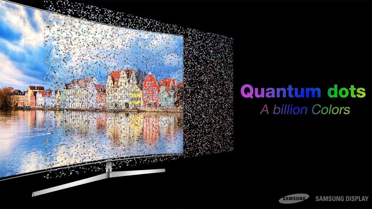 Снимка: Квантовото бъдеще на телевизорите - втора част