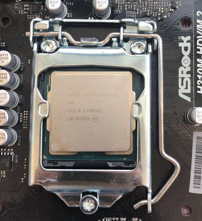 Снимка: Процесорът Intel Core i9-9900T ще има TDP 35 W