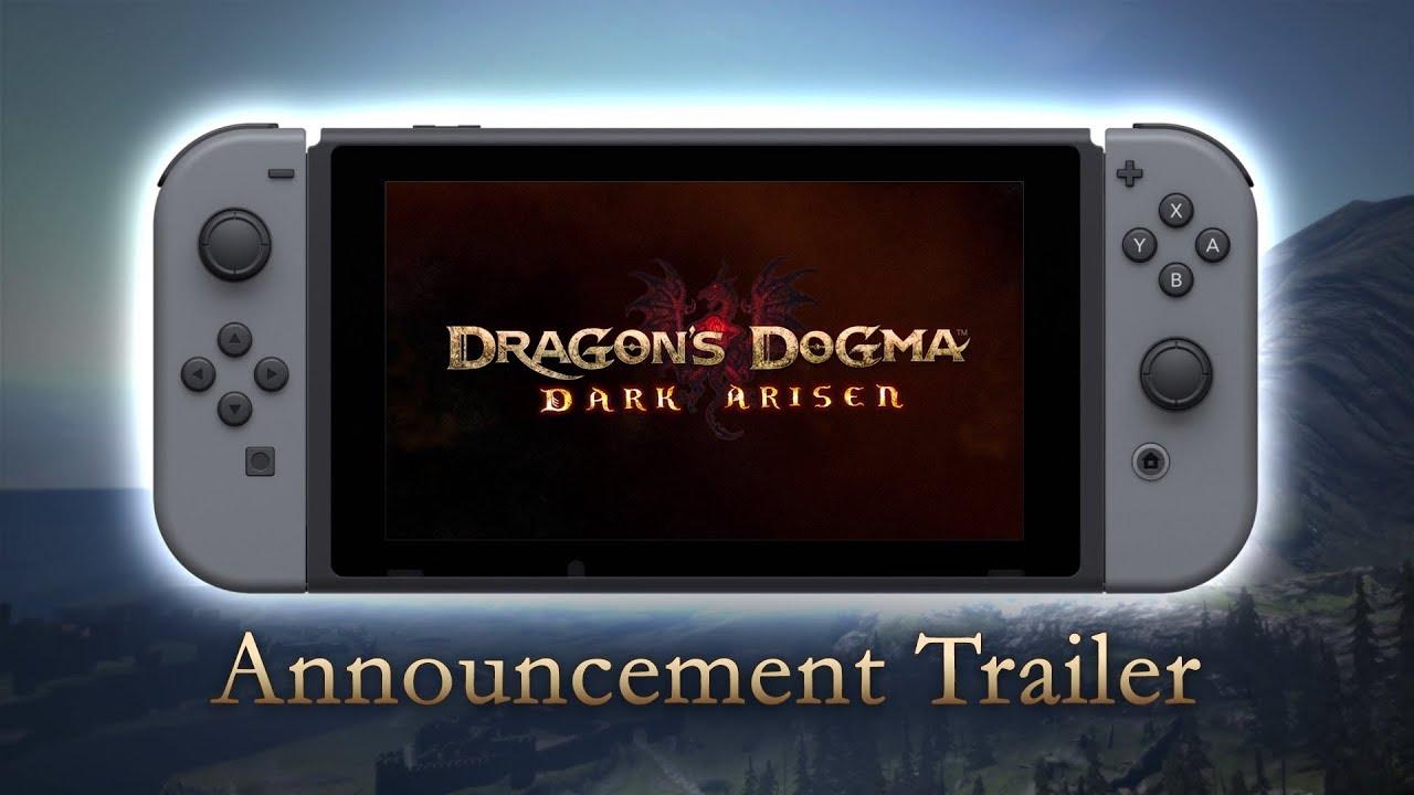 Снимка: Dragon's Dogma: Dark Arisen идва за Switch в края на април