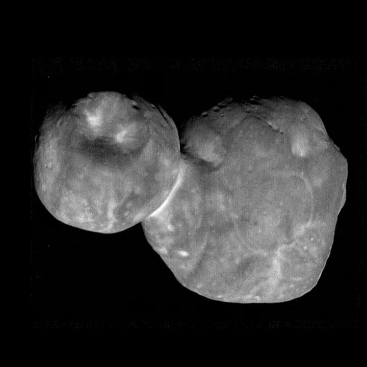 Космическият апарат на NASA – New Horizons, успя да се
