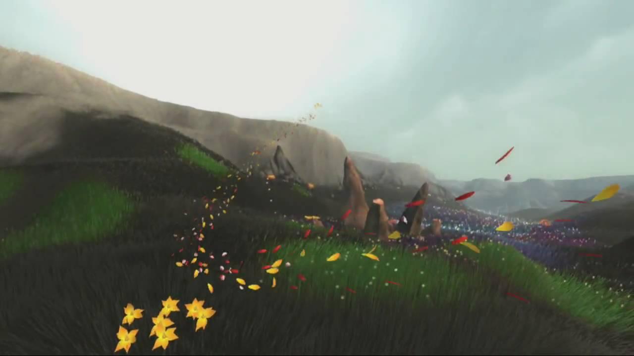 Снимка: Flower и Journey идват и за Windows