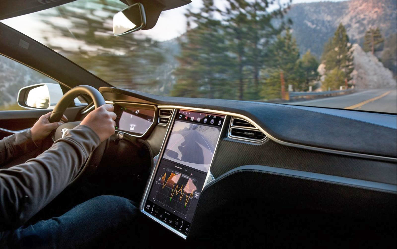 Tesla's in-car browser will be upgraded to Chromium