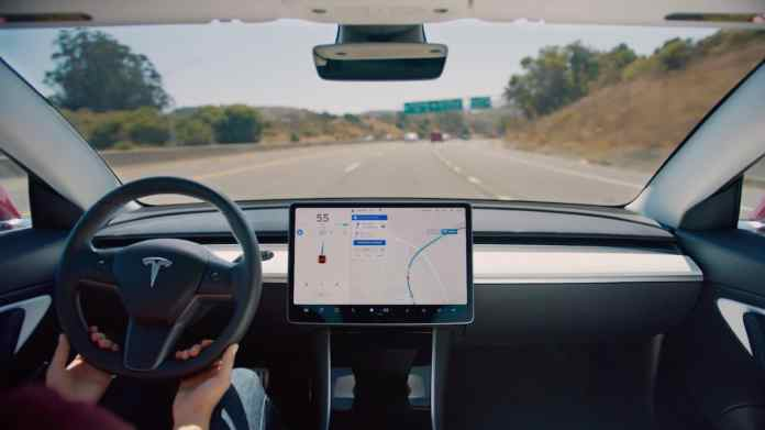 1-  Tesla         (Full Self-Driving)